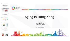 Copy of Aging in Hong Kong