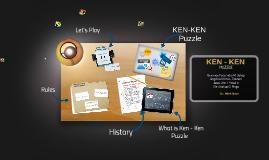Copy of KEN - KEN PUZZLE