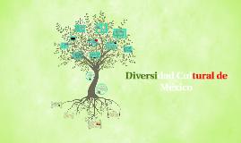 Copy of Diversidad Cultural de México