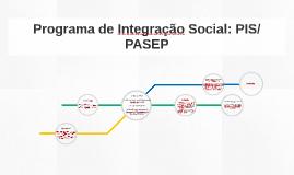 Programa de Integração Social: PIS/PASEP