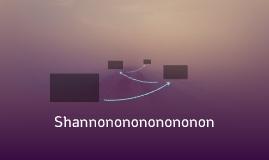 Shannononononononon