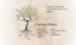 Charlotte Bühler.