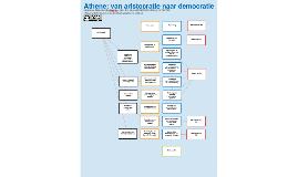 Athene : van aristocratie naar democratie
