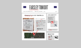 FARSLEY TONIGHT