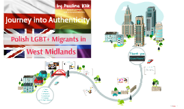 Defense: Journey into Authenticity  LGBT+ Poles in West Midlands