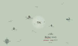 Rejse 2015