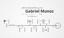 Timeline Prezumé by Gabriel Munoz