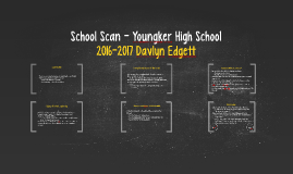 School Scan - Youngker High School