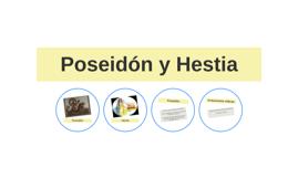 Poseidón y Hestia