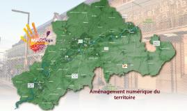 Copy of Aménagement numérique du territoire
