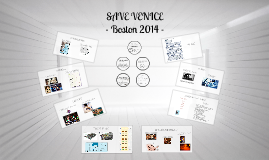 Save Venice - Boston 2014. Event planning & promotion.