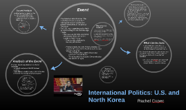 International Politics: U.S. and North Korea