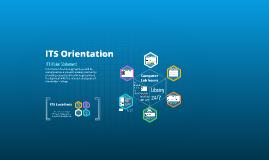 Orientation Leader Presentation