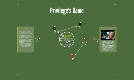 Privilege is Game