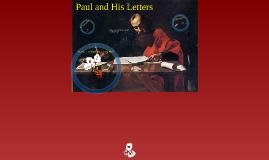 Intro to Paul