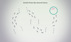 Zombie Project By: Amarah Owens