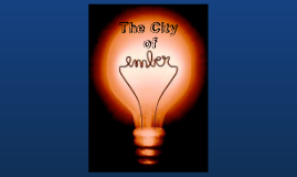 the city of ember model