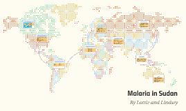 Malaria in Sudan