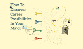 ANT 464 How To Discover Career Possibilities In Your Major