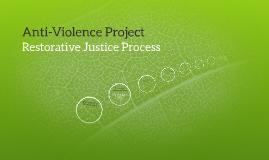 Restorative Justice Process