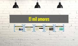 El mil amores