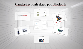 Candeeiro Controlado por Bluetooth