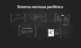 Sistema nervioso periferico II