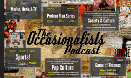 The Occasionalists Episodes