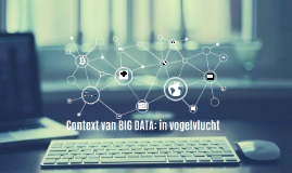 Introductie Big Data