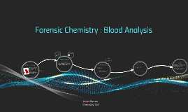 Forensic Chemistry : Blood Analysis