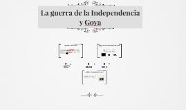 La guerra de la independencia y Goya 1808