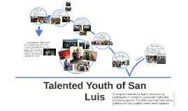 Talented Youth of San Luis