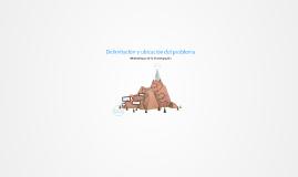 Delimitación y ubicación del problema