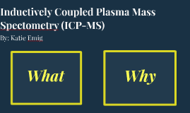 Copy of Inductively Coupled Plasma Mass Spectometry (ICP-MS)