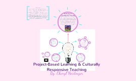 Project Based Learning and Culturally Responsive Teaching