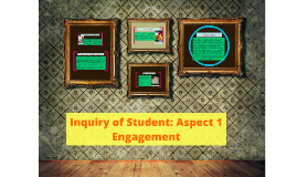 Inquiry of Student: Aspect 1