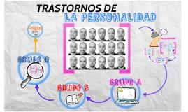 Copy of Trastornos de la personalidad