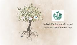Alpha Sigma Tau & Theta Phi Alpha