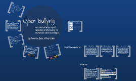 cyberbullllliiiies