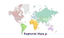 Raymundo Mora jr.