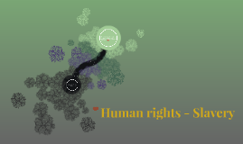 Human rights - Slavery