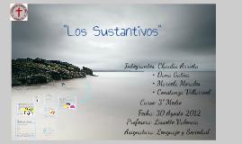 Copy of Los Sustantivos