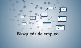 Copy of Búsqueda de empleo