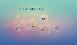 Presentatie SAW
