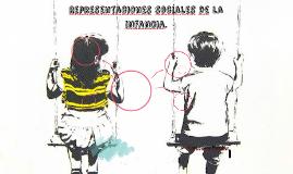 Representaciones sociales de la infancia.