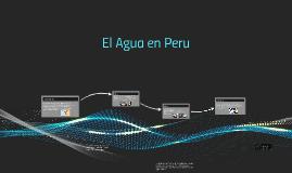 El Agua en Peru