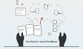Test Review-Social Problems