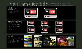Copy of Joey Lam's Portfolio