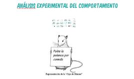 Copy of ANÁLISIS EXPERIMENTAL DEL COMPORTAMIENTO
