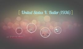 United States V. Butler (1936)